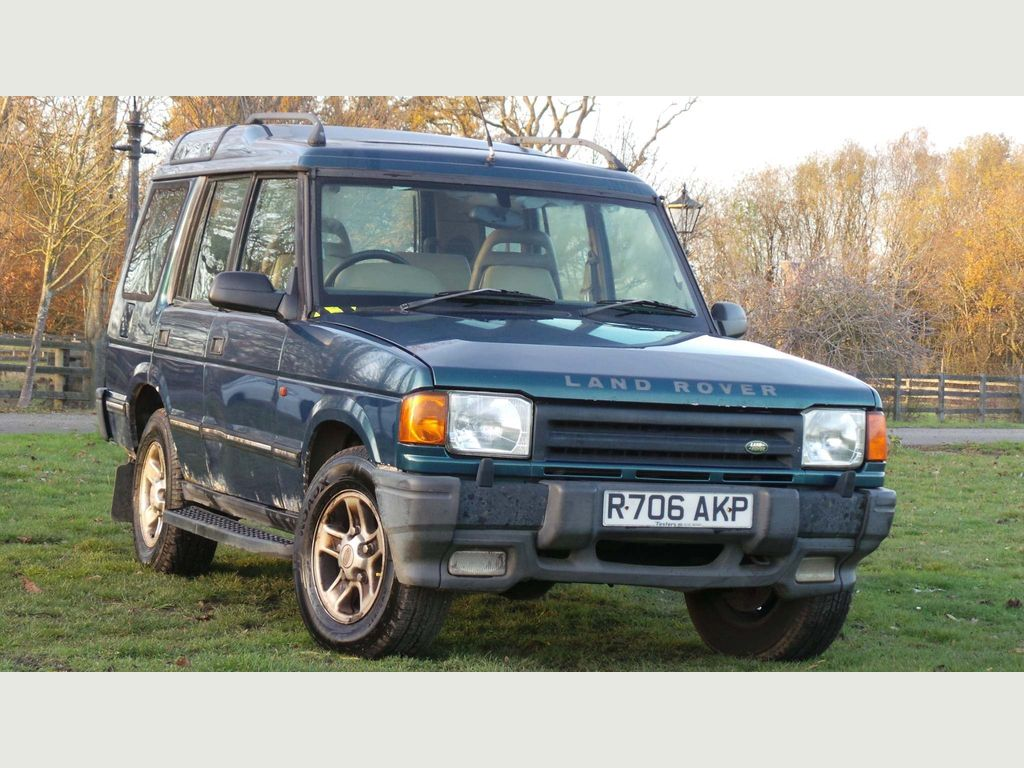 Land Rover Discovery Other 2.5 TDi