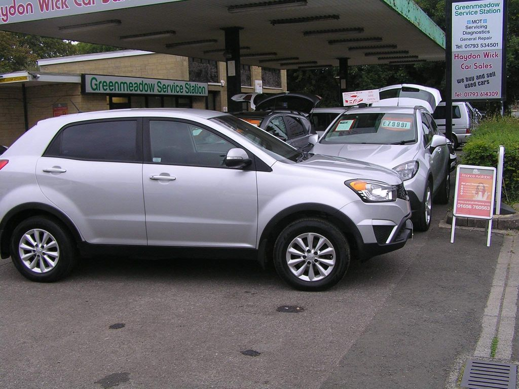 SsangYong Korando SUV 2.0 TD SE 5dr