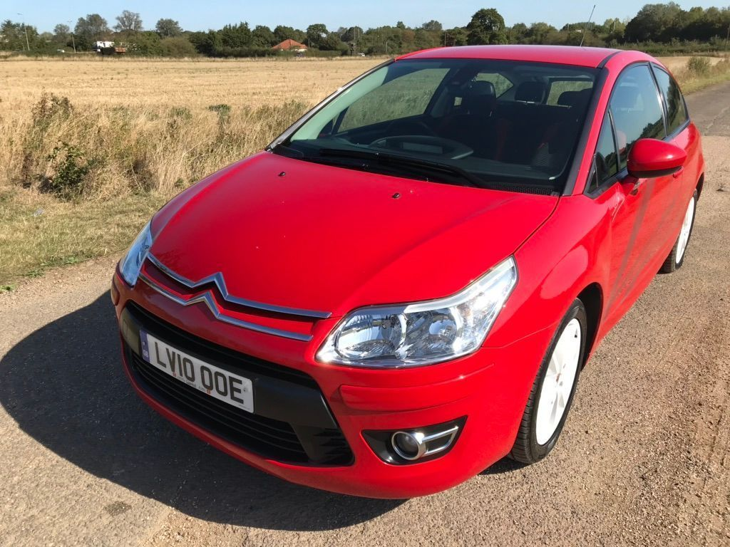CITROEN C4 Coupe 1.6 VTi 16v by Loeb 3dr