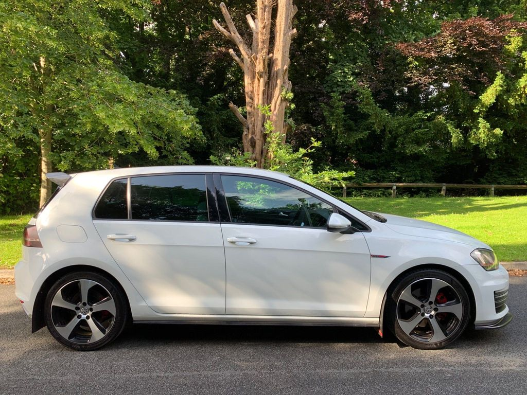 Volkswagen Golf Hatchback 2.0 TSI BlueMotion Tech GTI 5dr