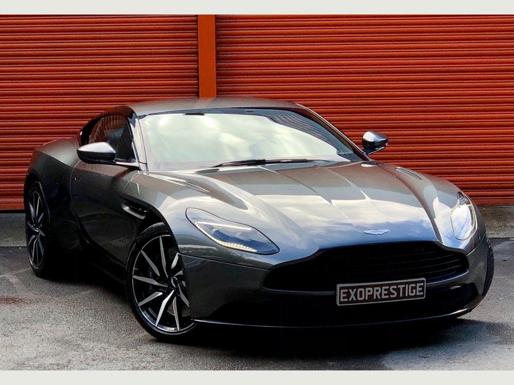 Aston Martin DB11 Coupe 4.0 V8 Auto (s/s) 2dr