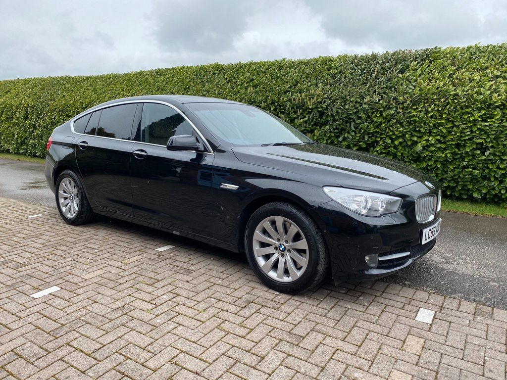 BMW 5 Series Gran Turismo Hatchback 4.4 550i V8 Executive GT Auto 5dr