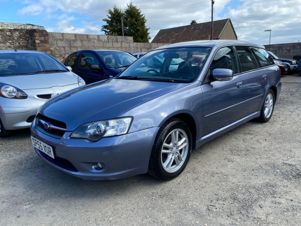Subaru Legacy Estate 2.0 RE Sports Tourer 5dr