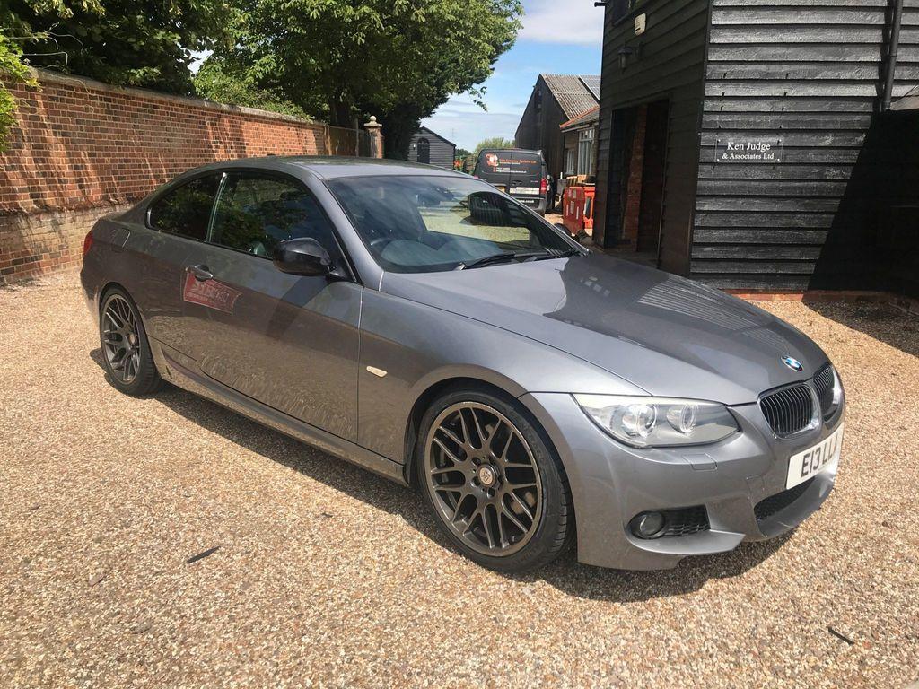 BMW 3 Series Coupe 3.0 325d Sport Plus 2dr
