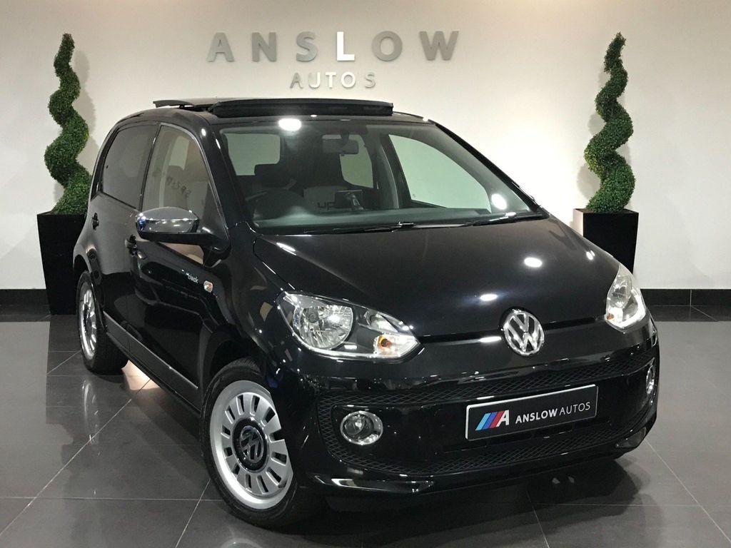 Volkswagen up! Hatchback 1.0 up! Black 5dr