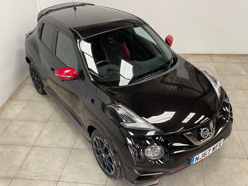 Nissan Juke SUV 1.6 DIG-T Nismo RS 5dr