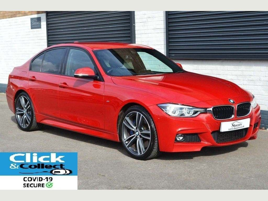 Used Bmw 3 Series Saloon 3 0 330d M Sport Auto S S 4dr In Oldbury West Midlands Shocars