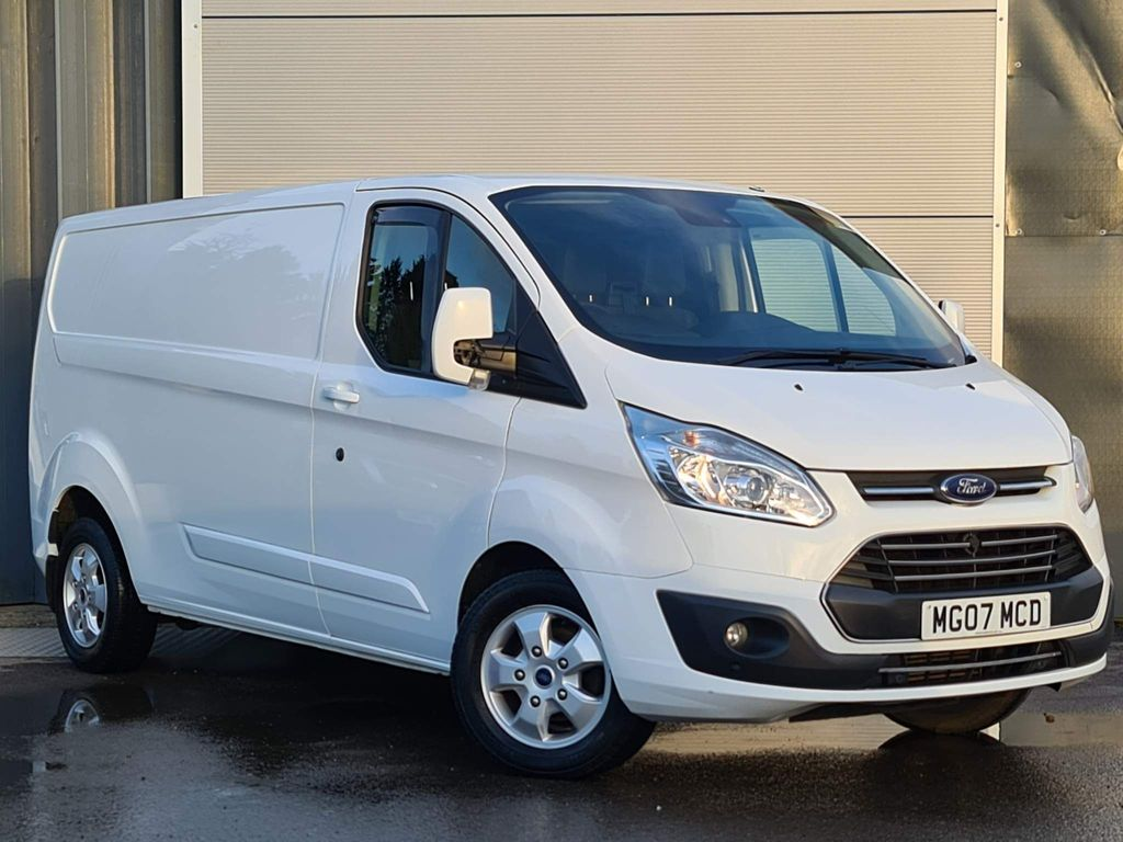 Ford Transit Custom Other 2.0 TDCi 290 LIMITED L2 H1