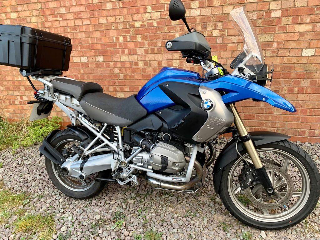 BMW R1200GS Adventure 1200 GS ABS