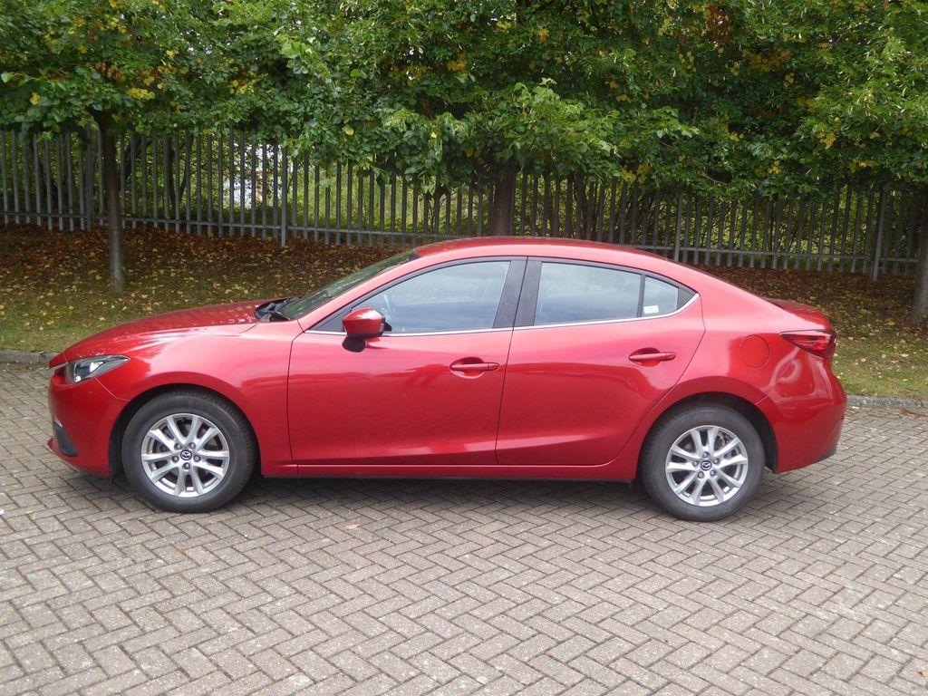 Mazda Mazda3 Saloon 2.2 SKYACTIV-D SE Nav Fastback 4dr