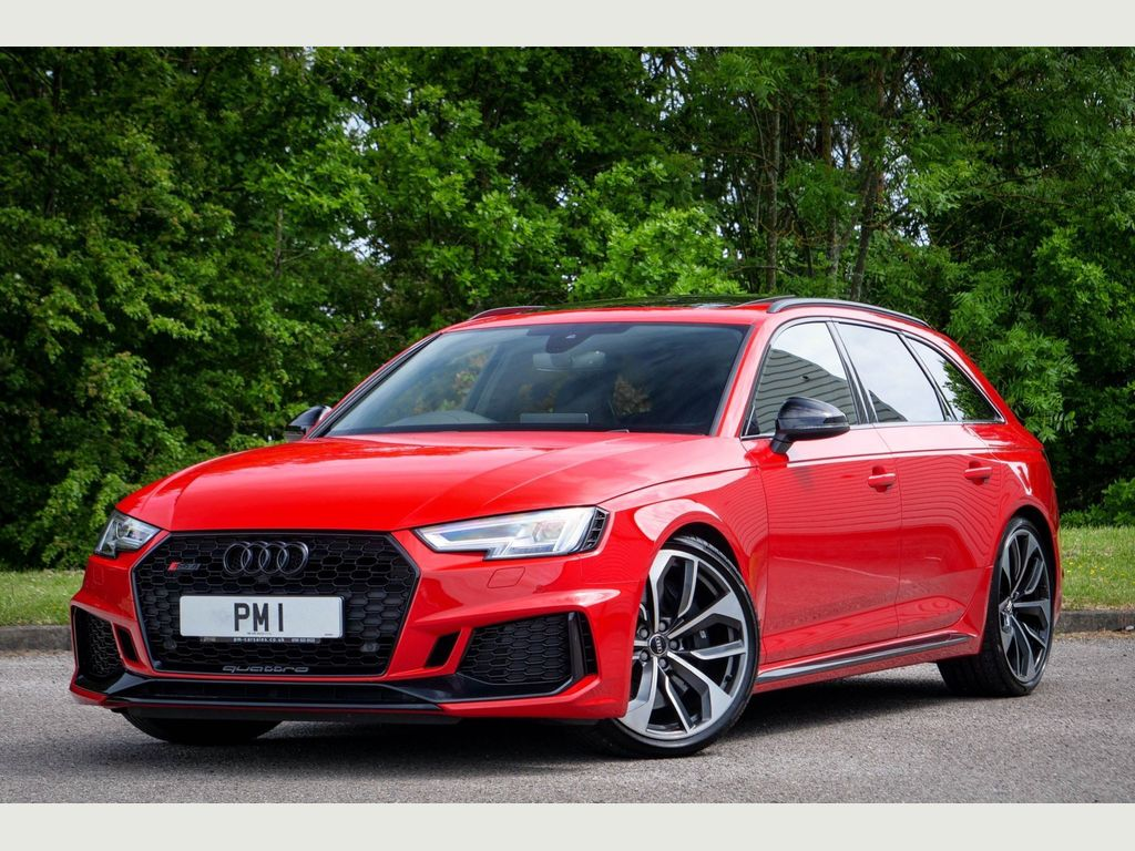 Audi RS4 Avant Estate 2.9 TFSI V6 Sport Edition Avant Tiptronic quattro (s/s) 5dr