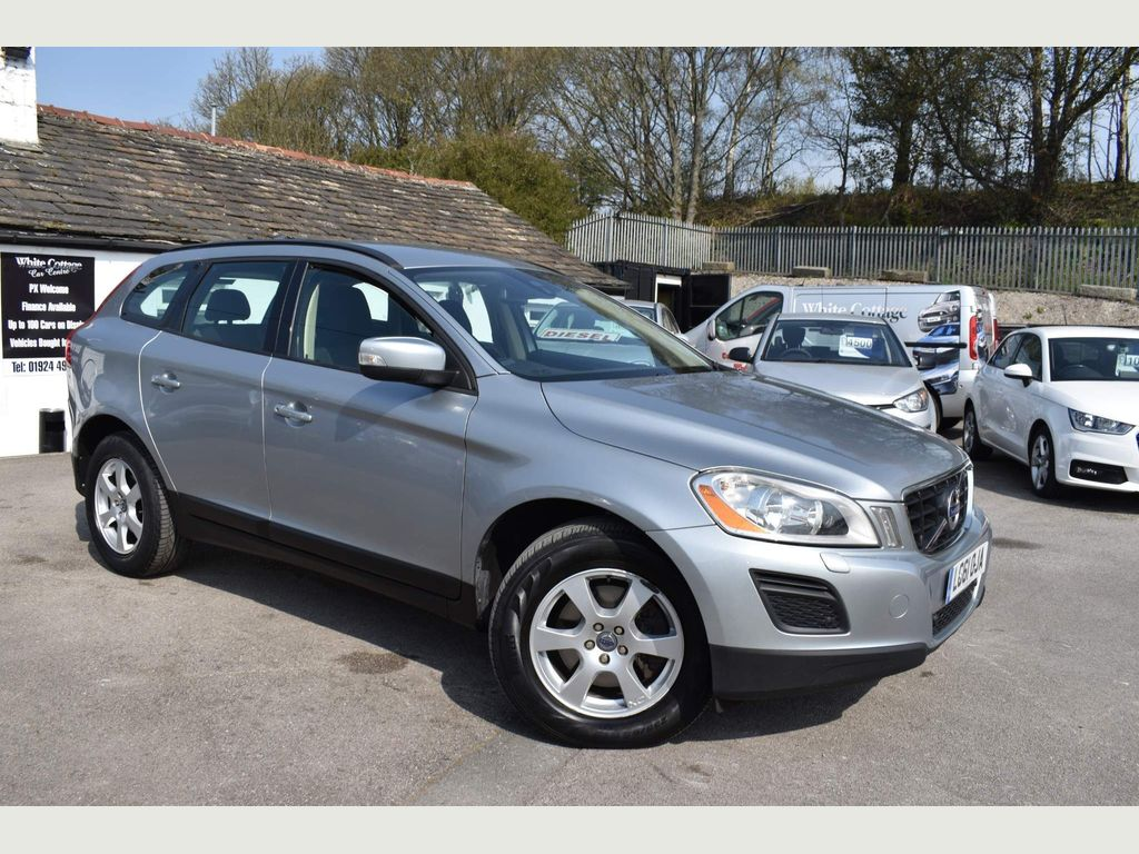 Volvo XC60 SUV 2.4 D3 ES Geartronic AWD 5dr