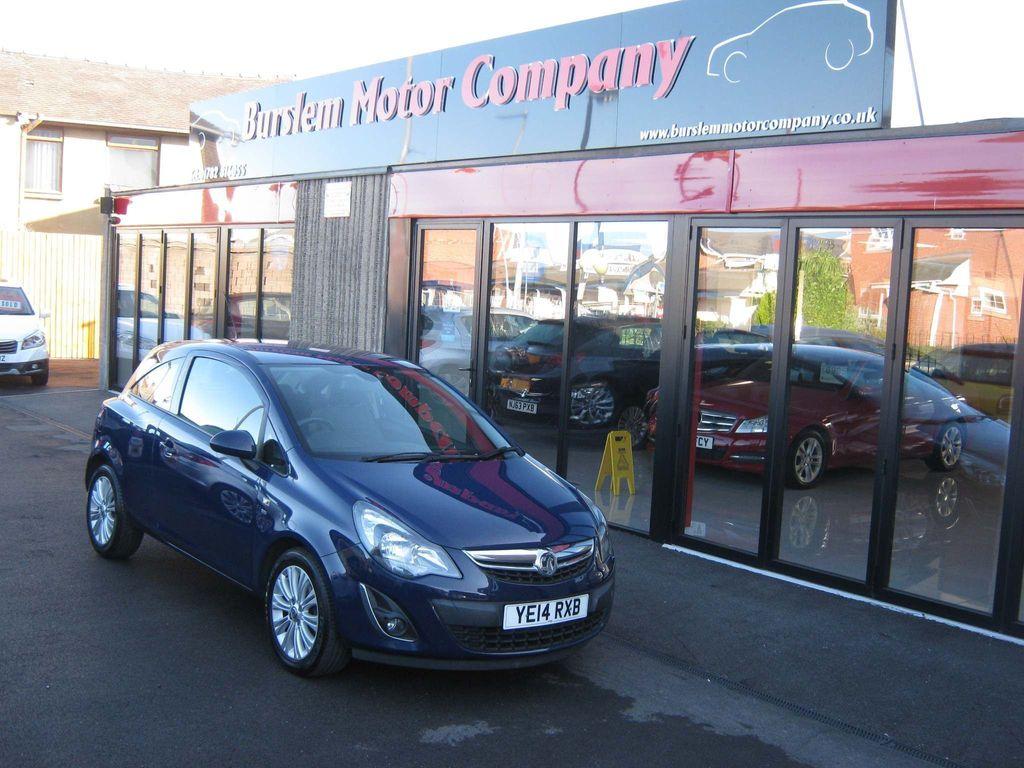 Vauxhall Corsa Hatchback 1.3 CDTi ecoFLEX 16v SE 3dr (a/c)