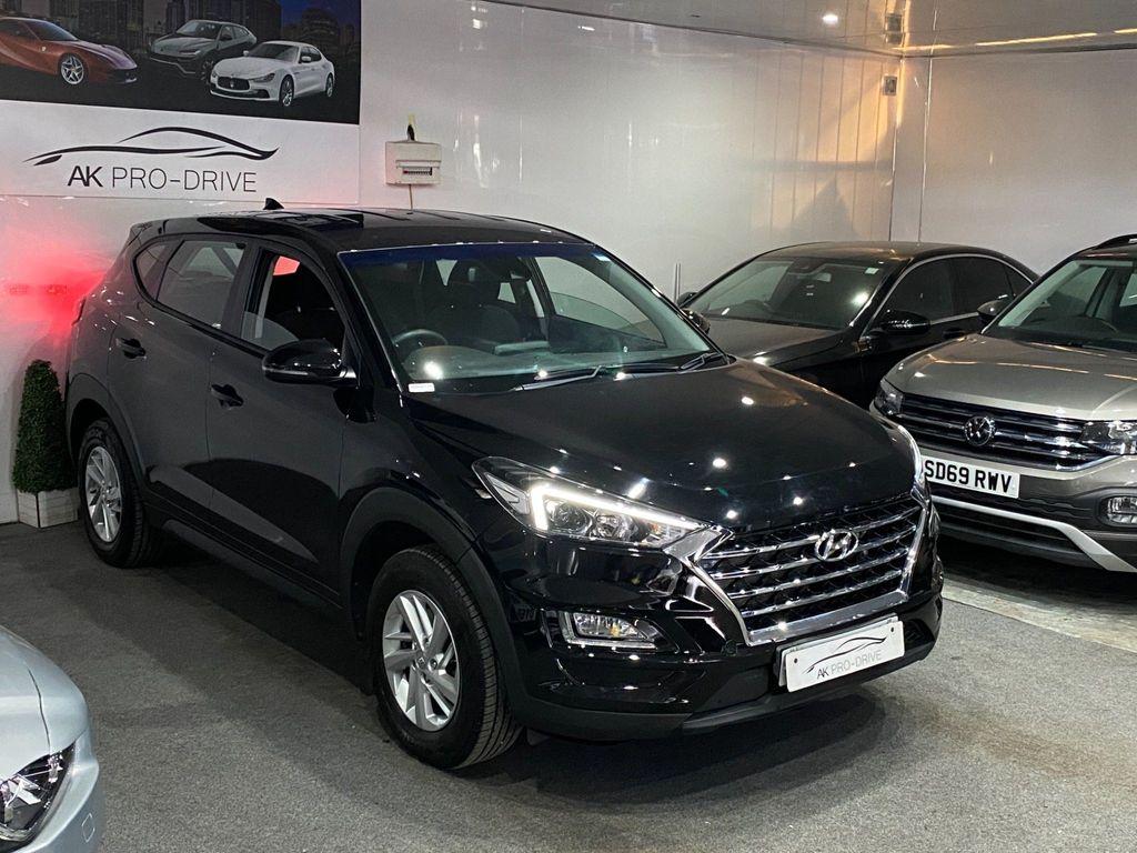 Hyundai Tucson SUV 1.6 GDi SE Nav (s/s) 5dr