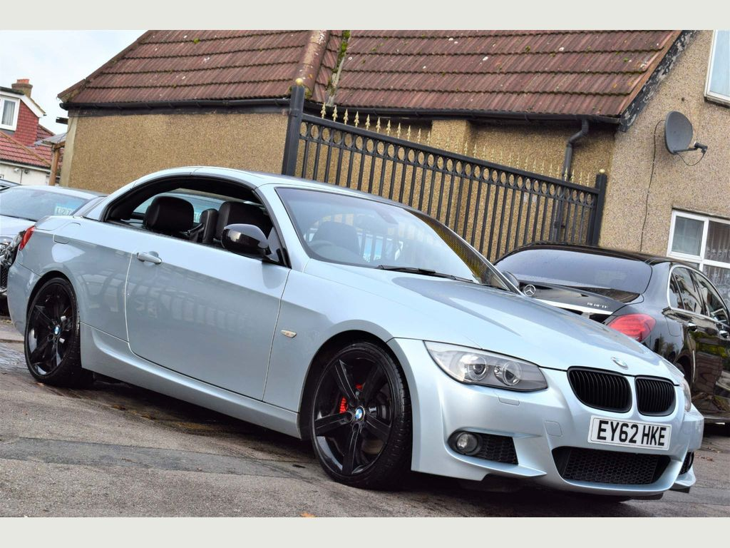 BMW 3 Series Convertible 3.0 325i Sport Plus 2dr