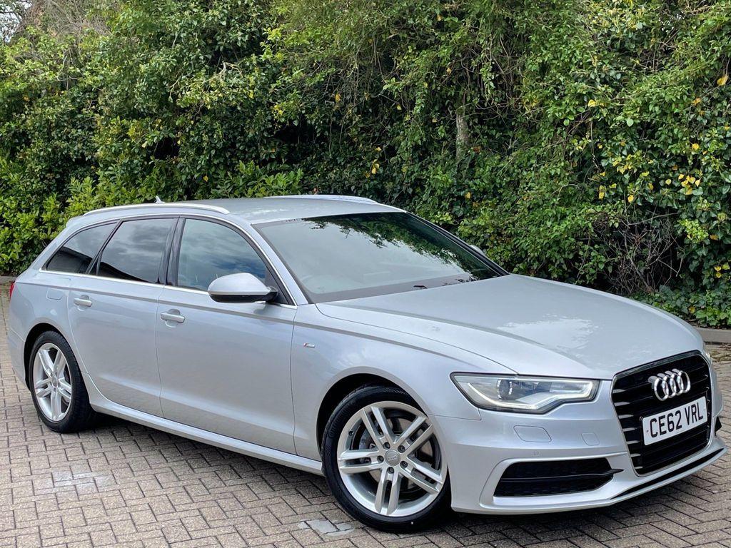 Audi A6 Avant Estate 2.0 TDI S line Avant 5dr