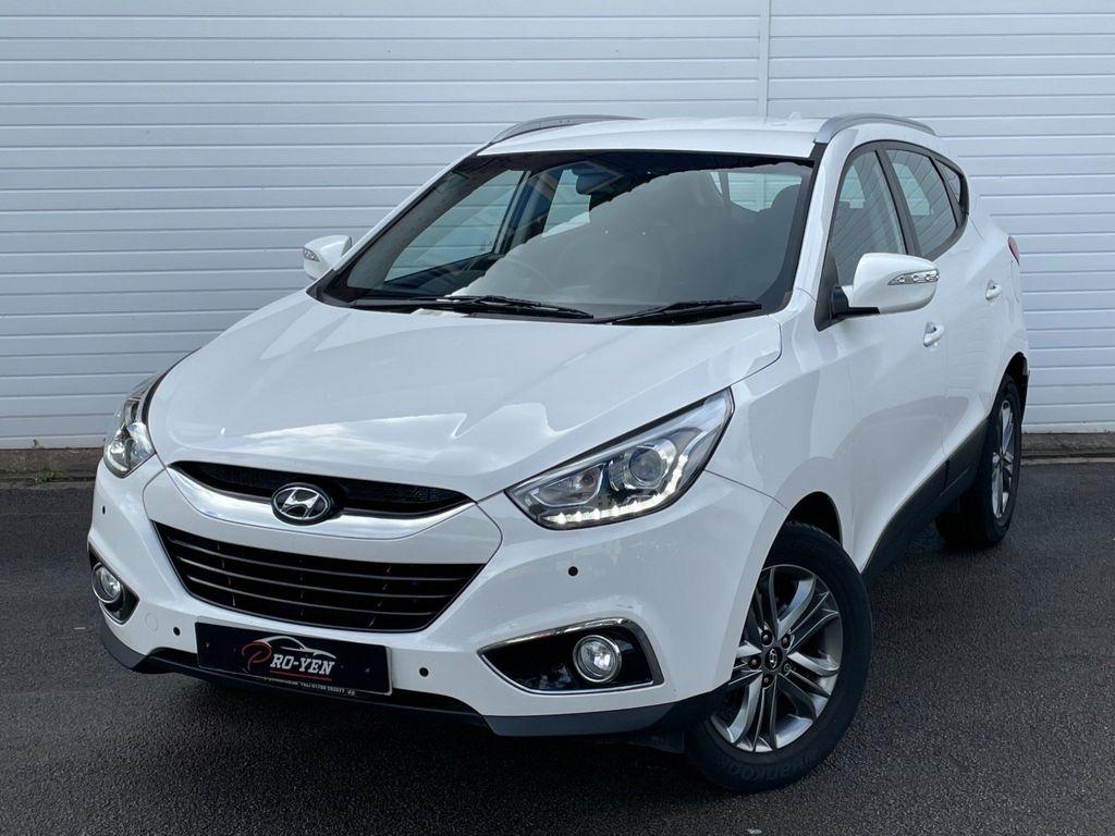 Hyundai ix35 SUV 2.0 CRDi SE 4WD 5dr (Nav)