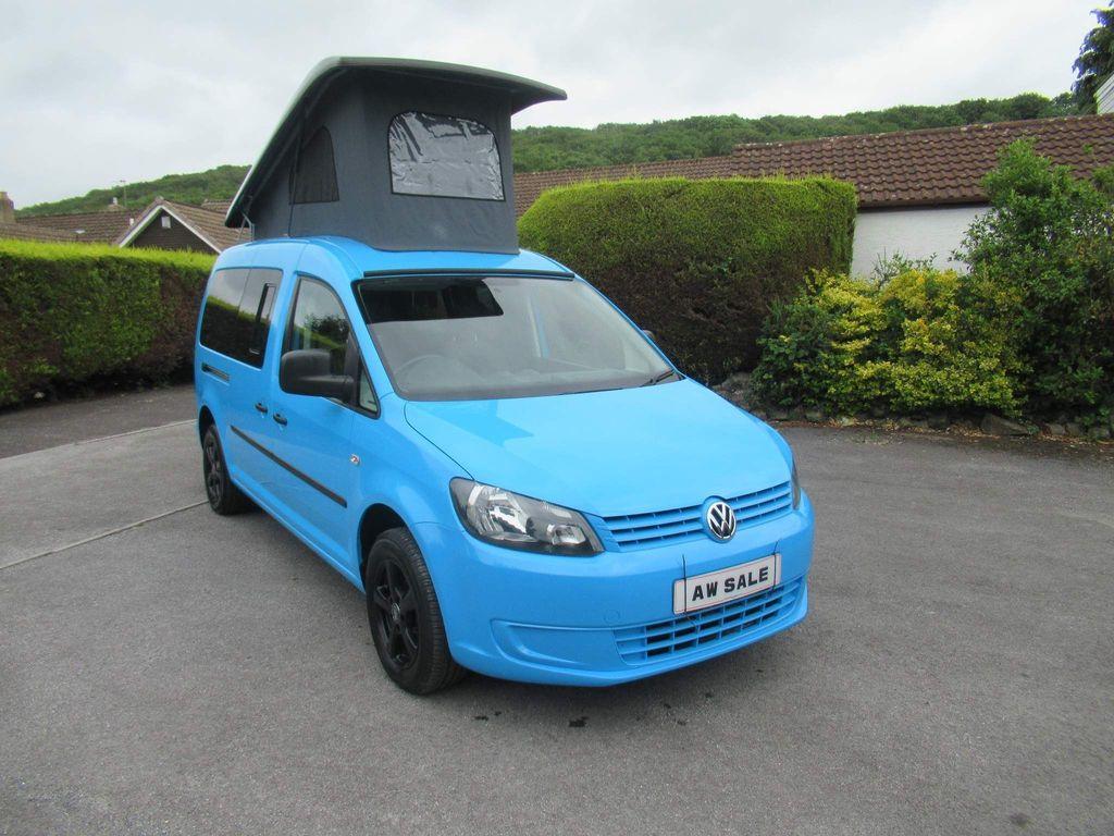 Volkswagen Caddy Camper 1.6 TDI C20 Startline Panel Van 4dr