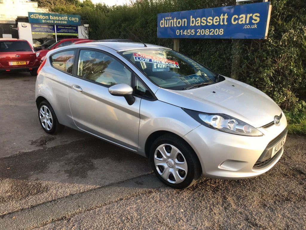 Ford Fiesta Hatchback 1.25 Edge 3dr