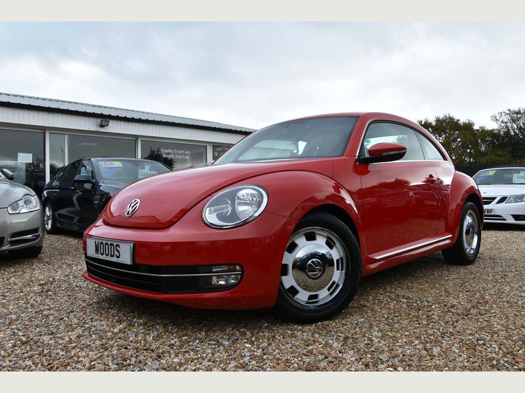 Volkswagen Beetle Hatchback 2.0 TDI Design DSG 3dr