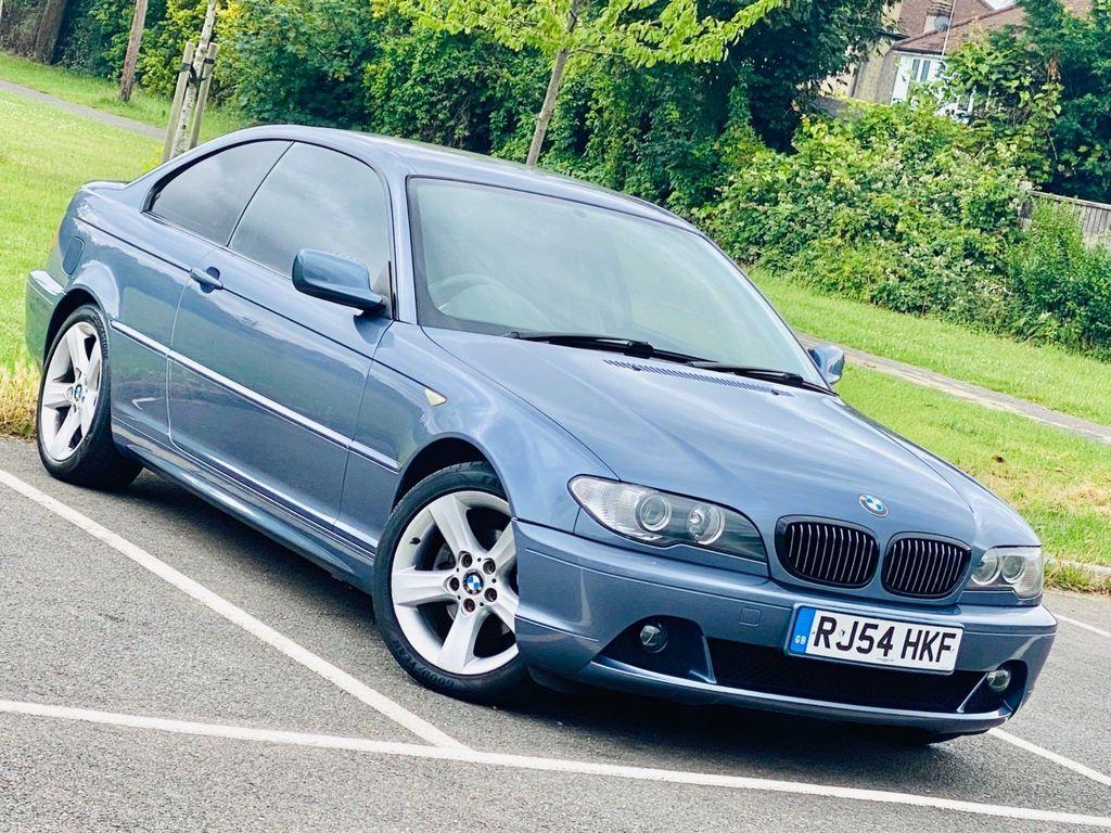 BMW 3 Series Coupe 2.2 320Ci SE 2dr