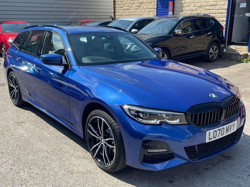 BMW 3 Series Estate 2.0 330e 12kWh M Sport Touring Auto xDrive (s/s) 5dr