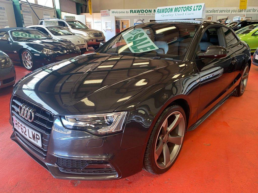 Audi A5 Coupe 2.0 TDI Black Edition quattro 2dr
