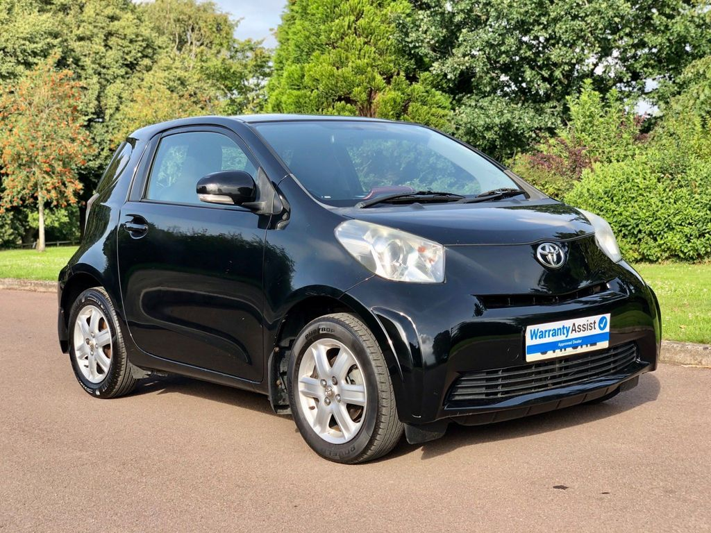 Toyota iQ Hatchback 1.0 2 (iStyle pack) 3dr