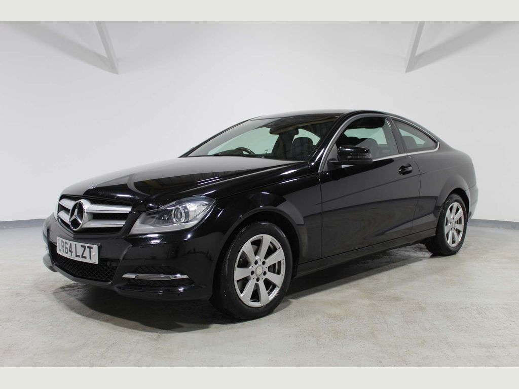 Mercedes-Benz C Class Coupe 2.1 C220 CDI SE (Executive Premium Plus) 7G-Tronic Plus 2dr