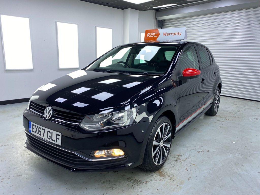 Volkswagen Polo Hatchback 1.4 TDI Beats (s/s) 5dr