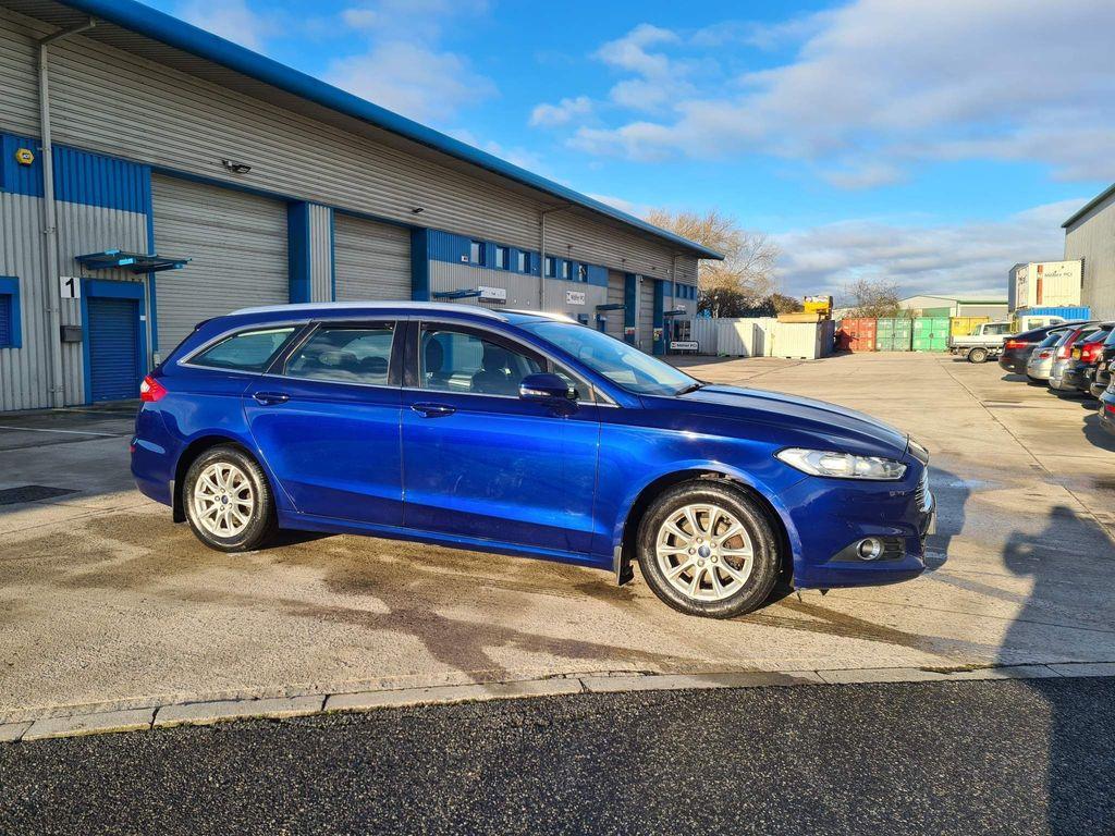 Ford Mondeo Estate 2.0 TDCi Zetec Powershift (s/s) 5dr