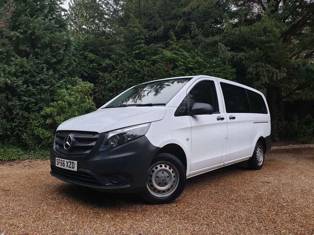 Mercedes-Benz Vito Other 1.6 CDi 111 L2 PRO Tourer FWD 5dr