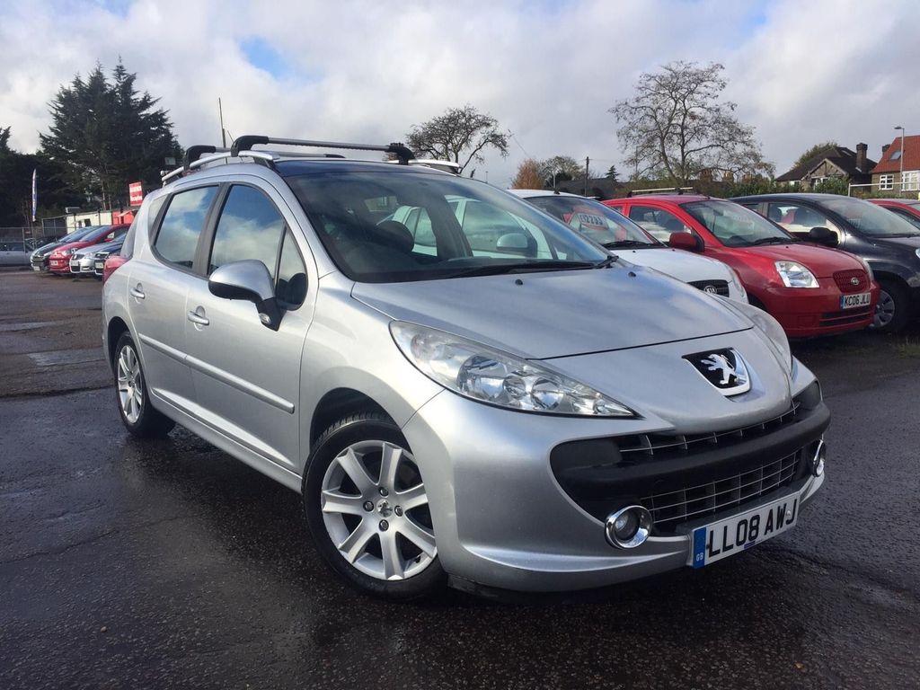 Peugeot 207 SW Estate 1.6 VTi Sport 5dr