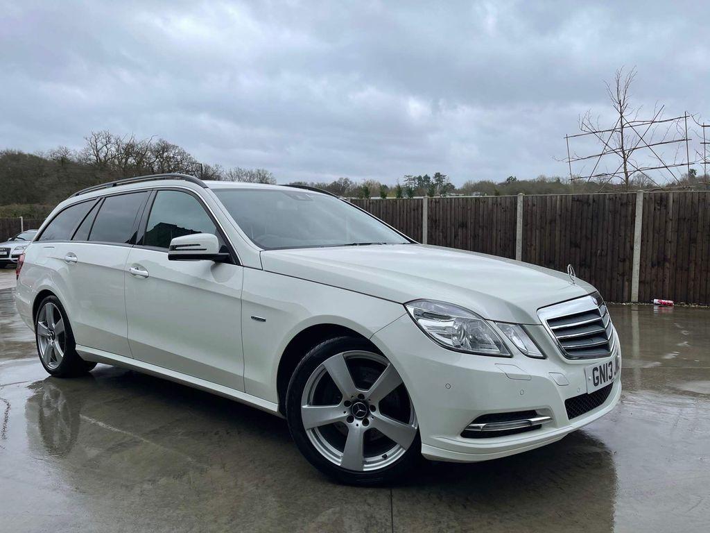 Mercedes-Benz E Class Estate 1.8 E250 BlueEFFICIENCY Avantgarde 7G-Tronic Plus (s/s) 5dr