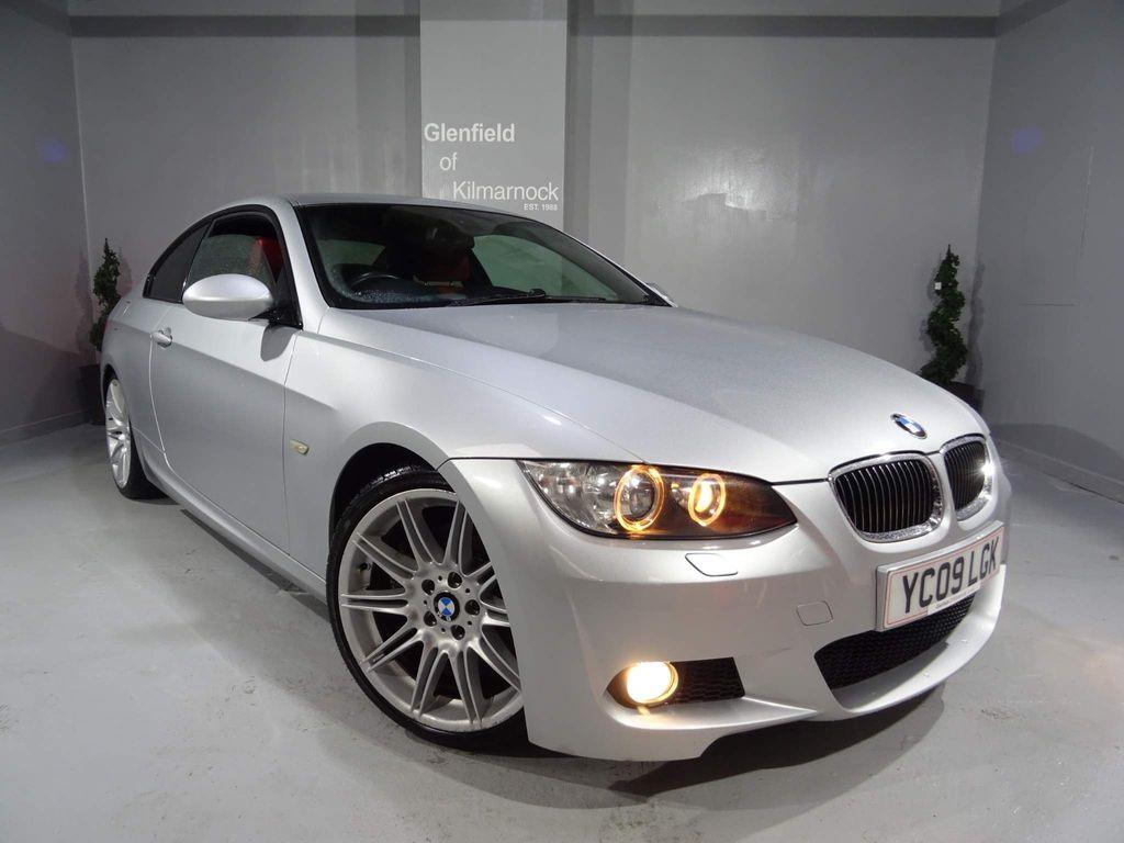 BMW 3 Series Coupe 3.0 325i M Sport Highline 2dr