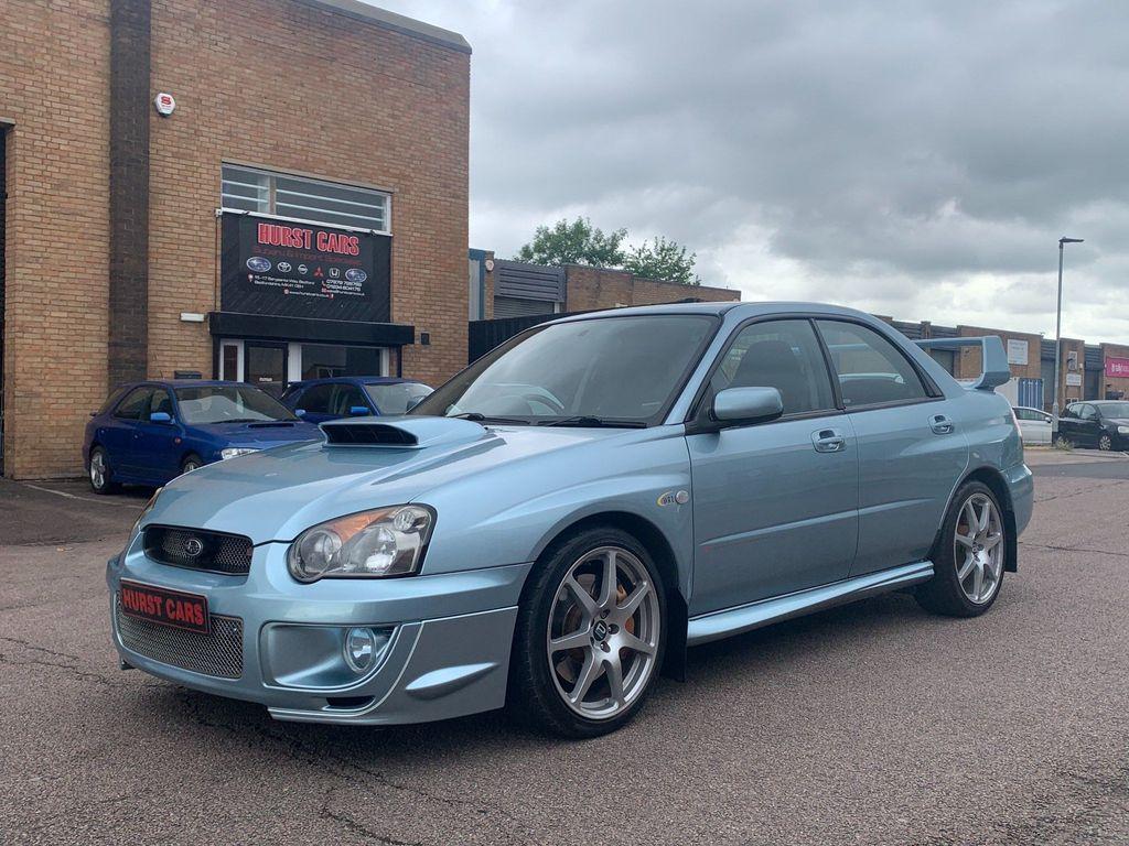 Subaru Impreza Saloon 2.0 WRX STI WR1 4dr