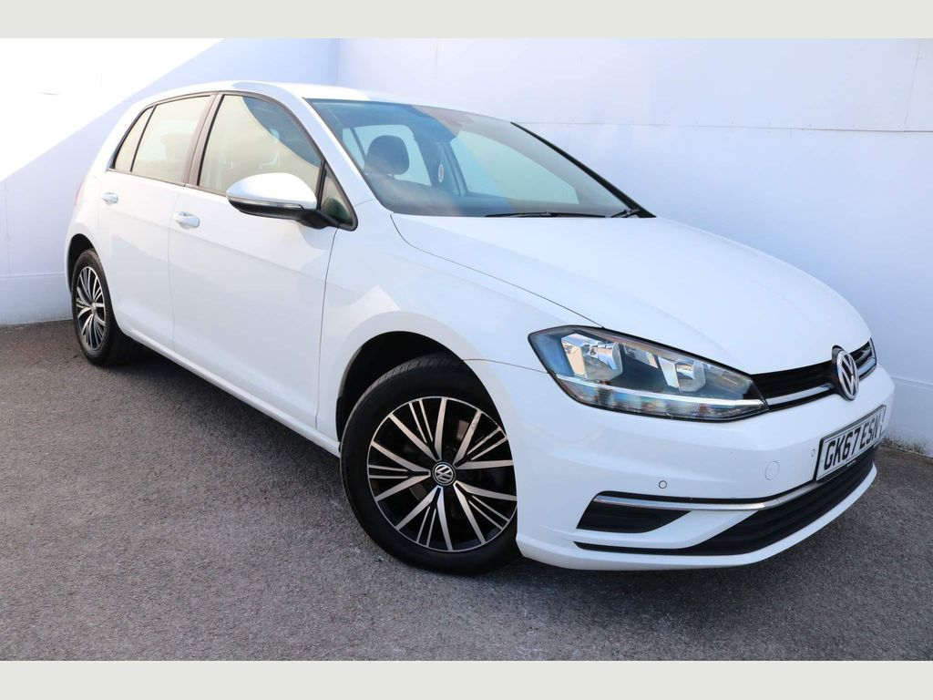 Volkswagen Golf Hatchback 1.6 TDI BlueMotion Tech SE Nav (s/s) 5dr