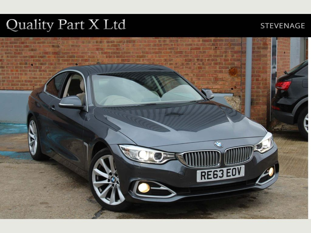 BMW 4 Series Coupe 2.0 428i Modern 2dr