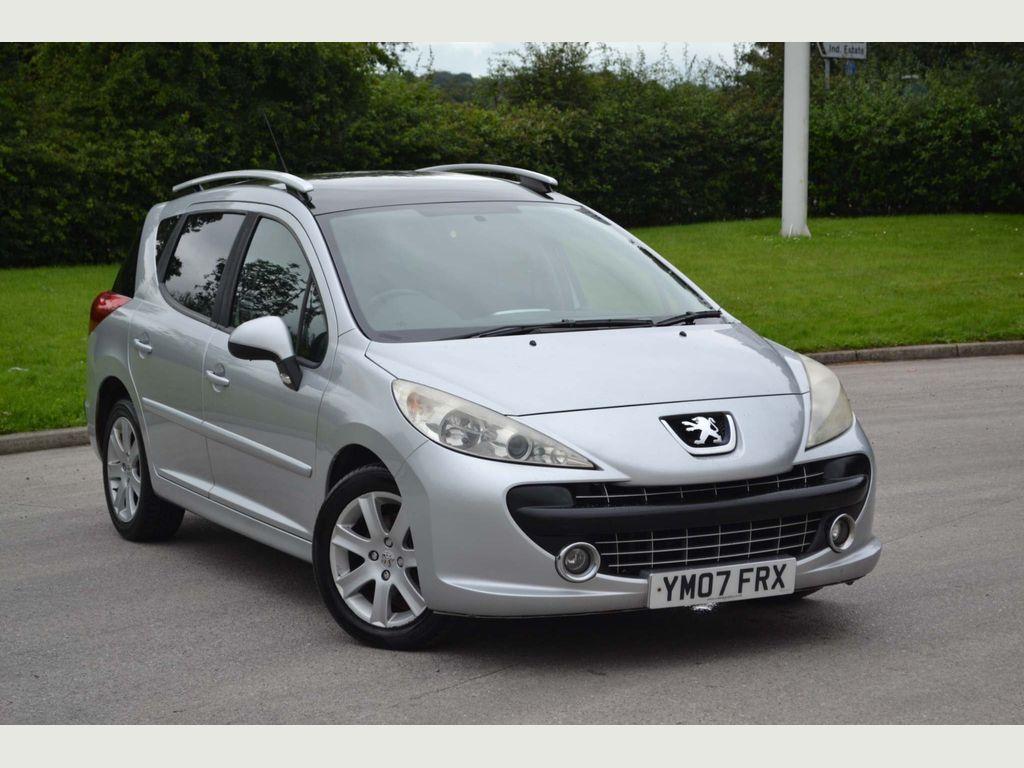 Peugeot 207 SW Estate 1.6 HDi Sport 5dr