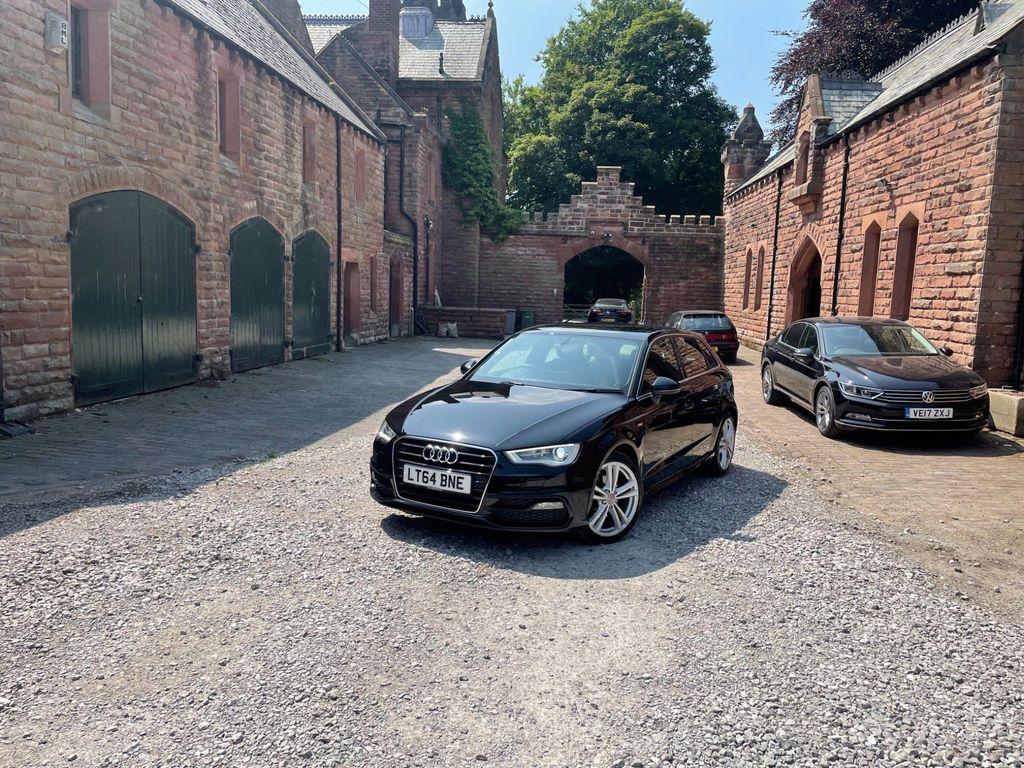Audi A3 Hatchback 1.2 TFSI S line Sportback S Tronic 5dr