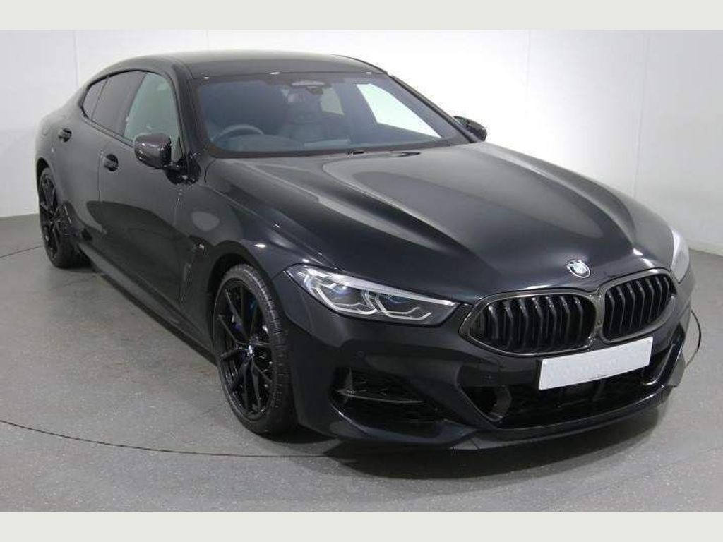 BMW 8 Series Gran Coupe Saloon 4.4 M850i V8 Gran Coupe Steptronic xDrive (s/s) 4dr