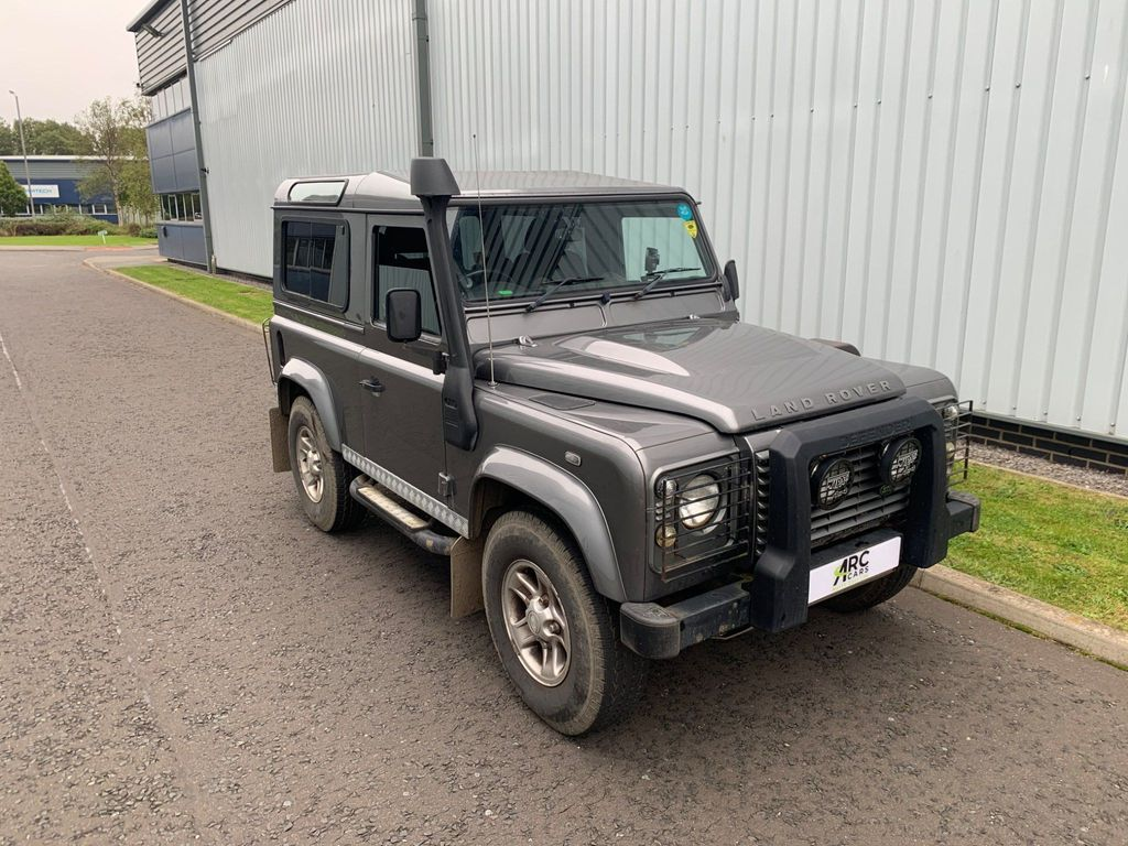 Land Rover Defender 90 SUV 2.4 TDi XS 4X4 3dr