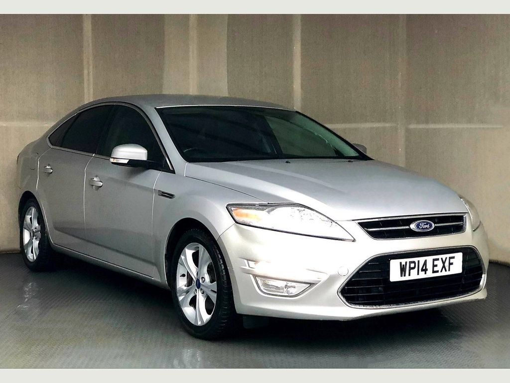 Ford Mondeo Hatchback 2.0 TDCi ECO Titanium X Business Powershift 5dr