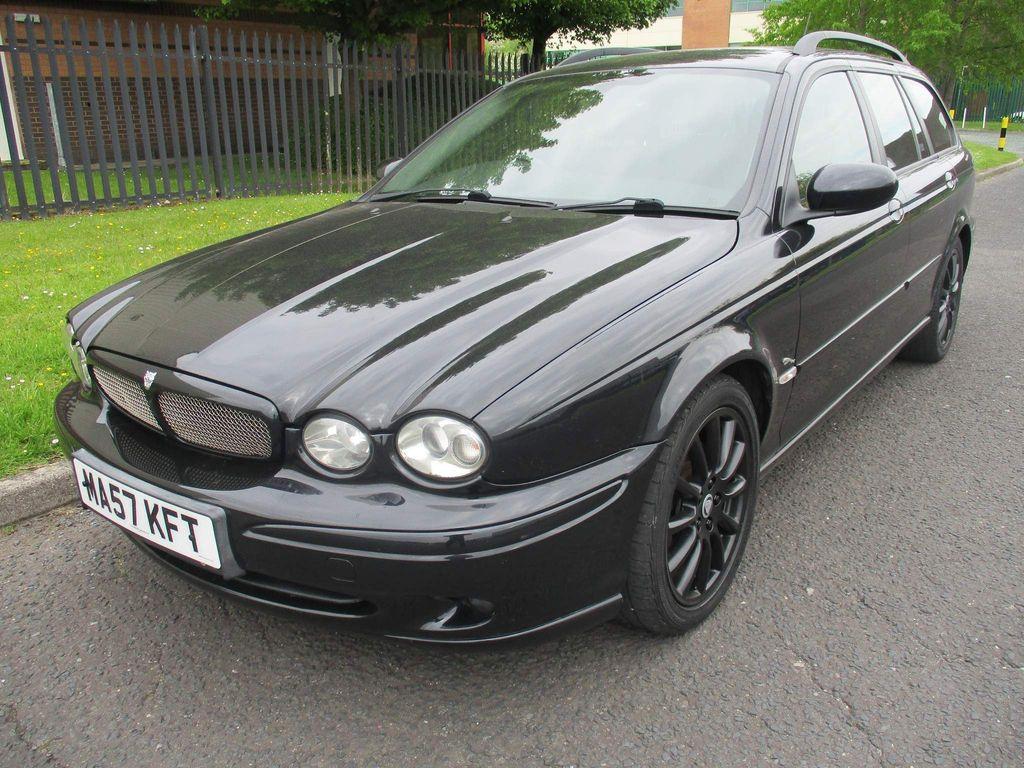 Jaguar X-Type Estate 2.2 D S 5dr