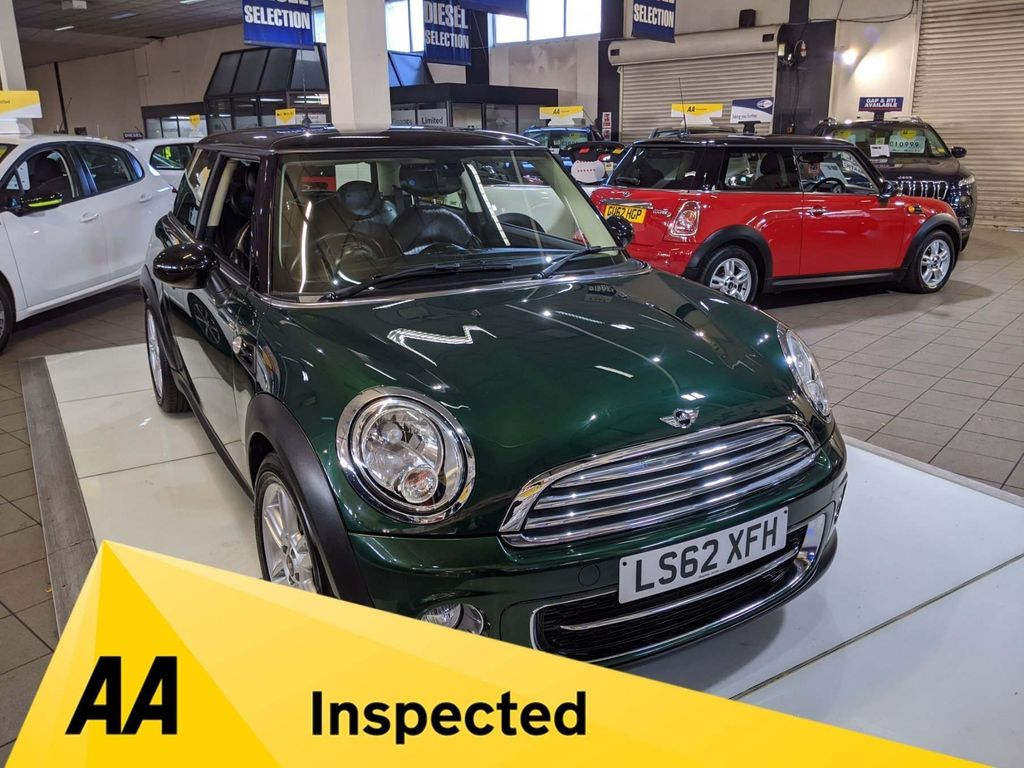 MINI Hatch Hatchback 2.0 Cooper D London 12 3dr