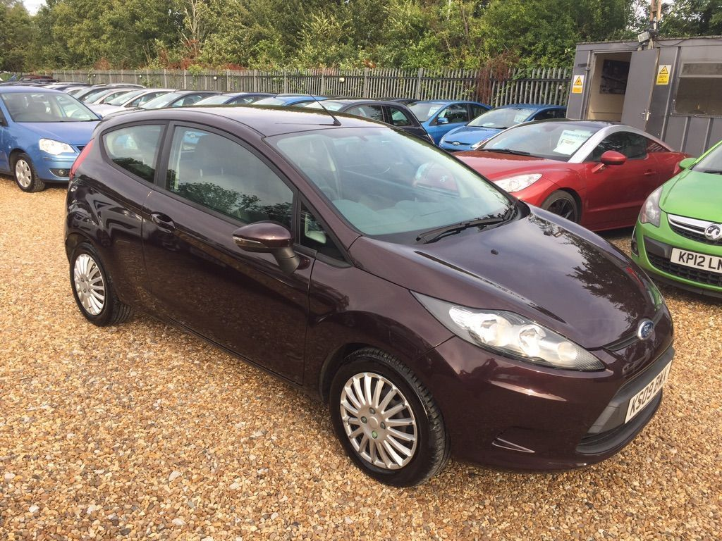 Ford Fiesta Hatchback 1.4 Style + 3dr