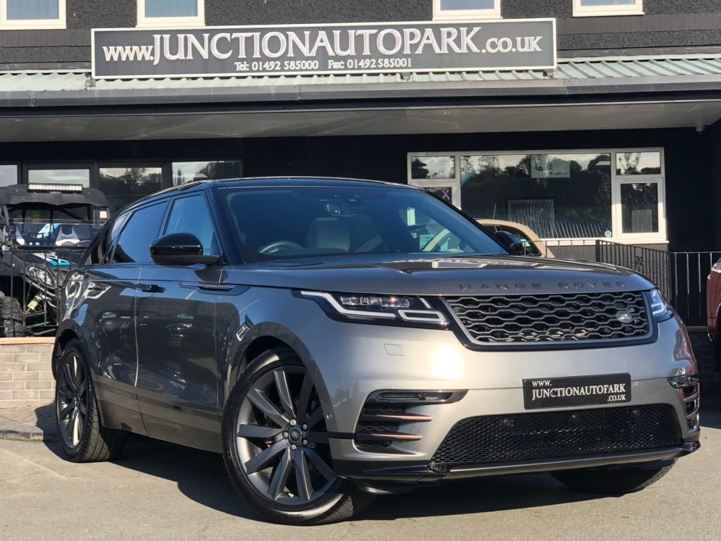 LAND ROVER RANGE ROVER VELAR SUV 2.0 D240 R-Dynamic SE Auto 4WD (s/s) 5dr