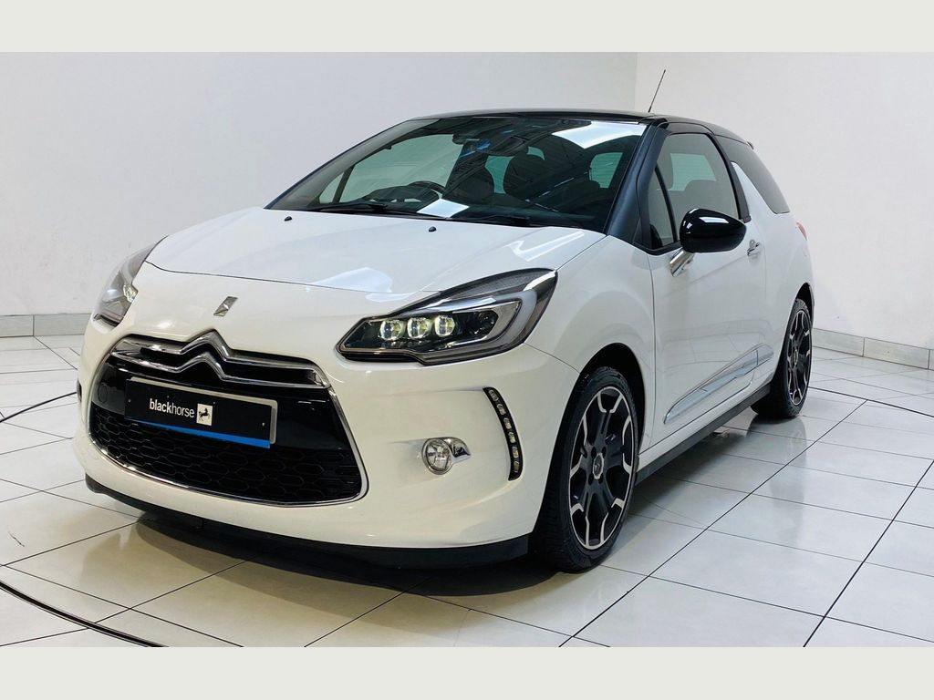 DS AUTOMOBILES DS 3 Hatchback 1.6 BlueHDi DSport (s/s) 3dr