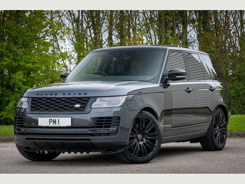 Land Rover Range Rover SUV 5.0 P525 V8 Autobiography Auto 4WD (s/s) 5dr