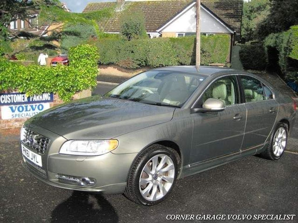 Volvo S80 Saloon 2.0 D3 Executive Geartronic 4dr